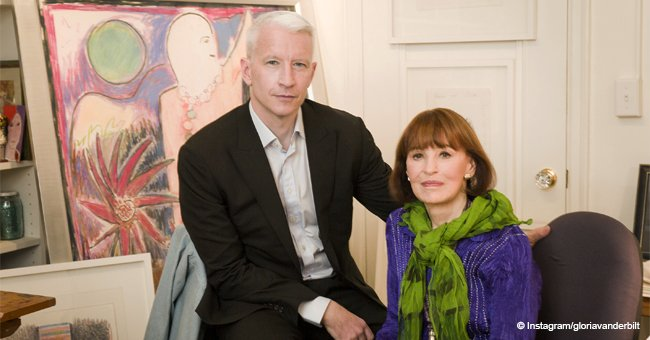 Iconic Gloria Vanderbilt Is Fabulously Rich - but Her Son Won't Get a Cent after Her Death