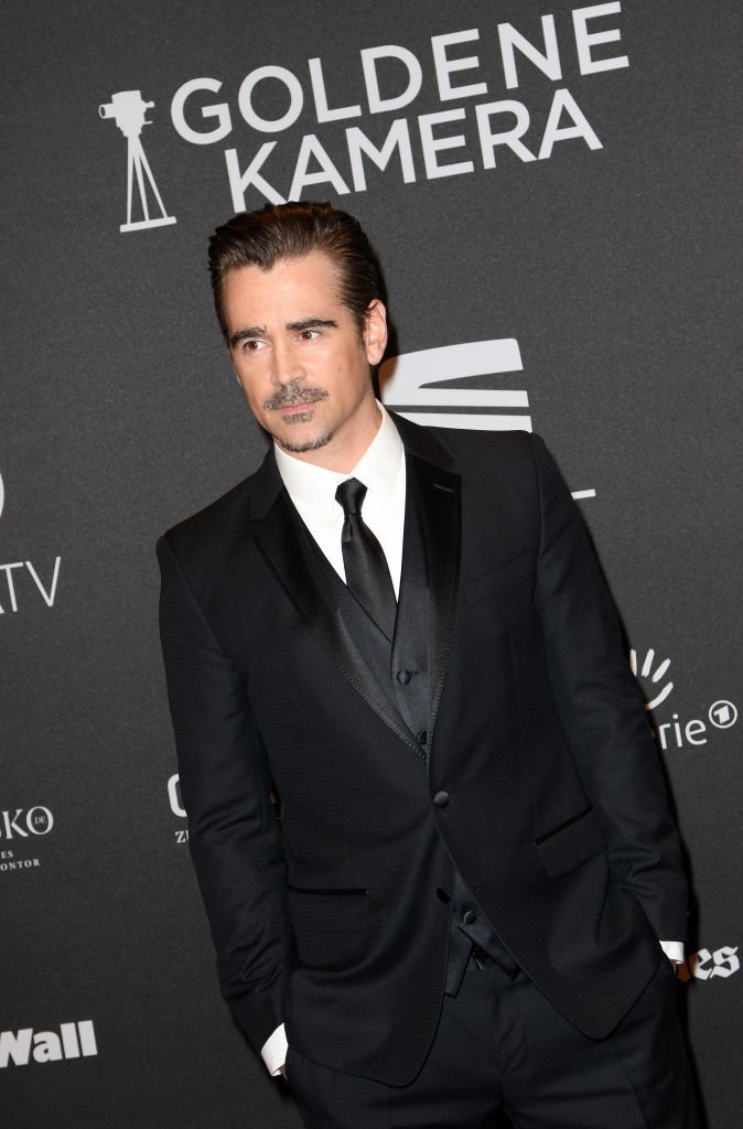 Colin Farrell | photo : Getty Images