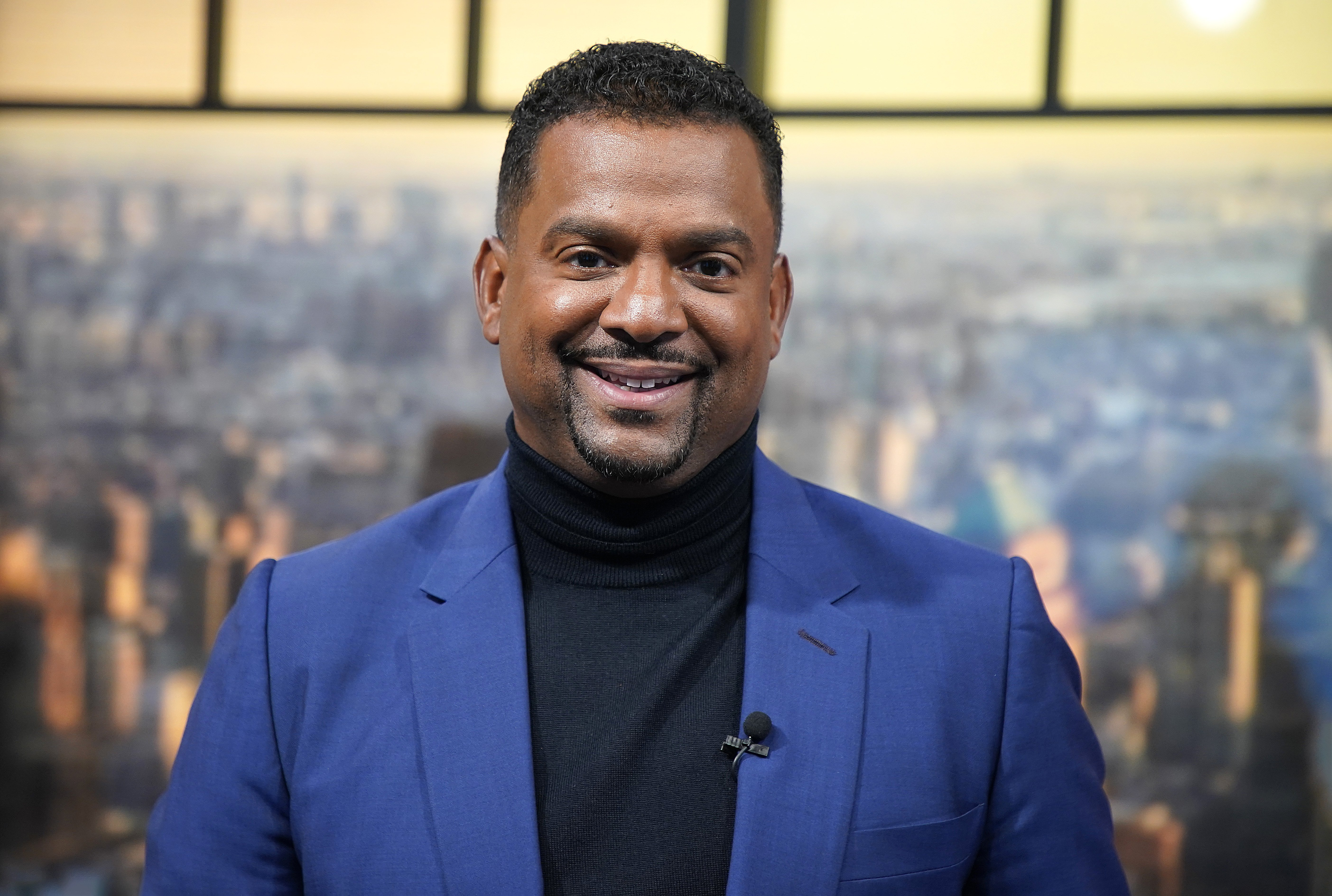 Alfonso Ribeiro visits People Now Studios in New York City on November 14, 2019. | Photo: Getty Images