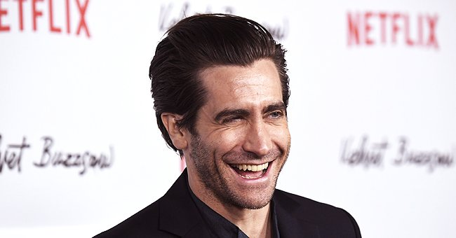 """Jake Gyllenhaal at the premiere screening of """"Velvet Buzzsaw"""" in American Cinematheque's Egyptian Theatre on January 28, 2019. 