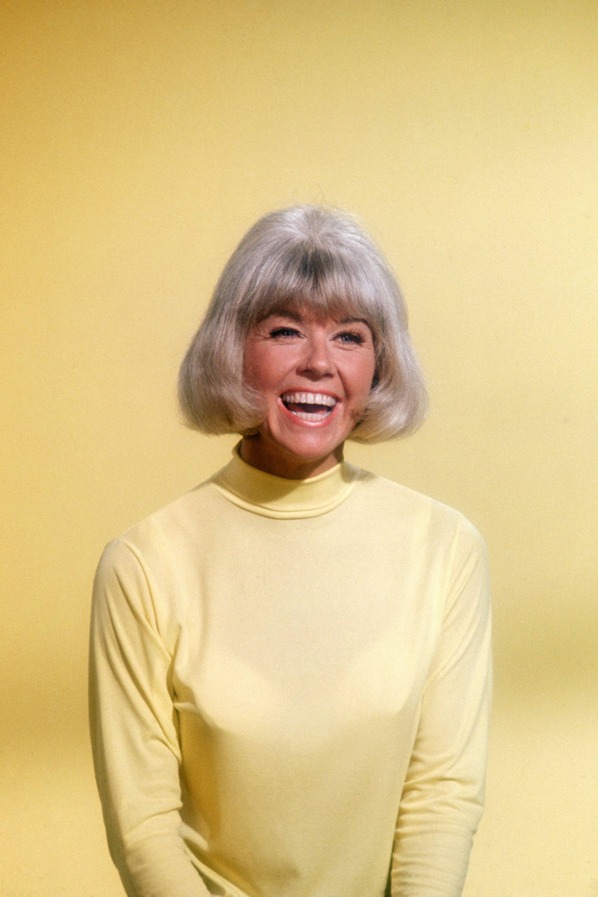 Doris Day at a Photoshoot | Source: Getty Images