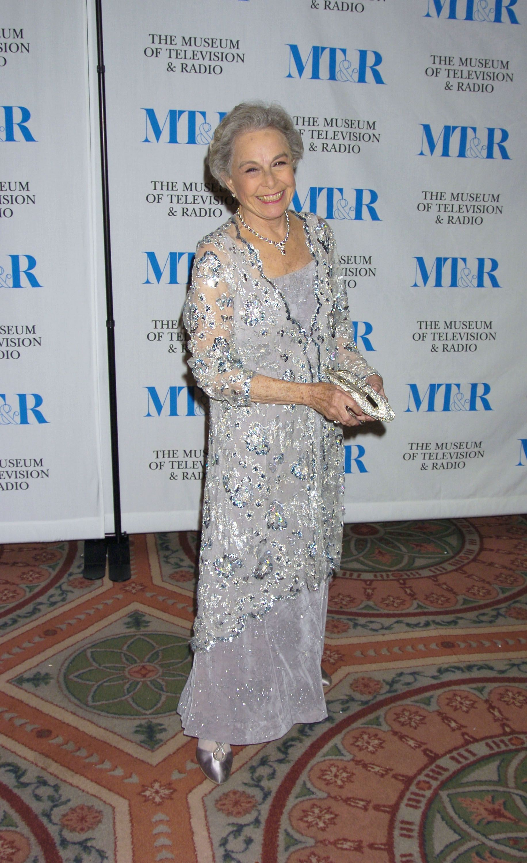 Marge Champion during Merv Griffin Honored at the Museum of Television and Radio's Annual Galain New York City onMay 26, 2005  Photo:Robin Platzer/FilmMagic/Getty Images