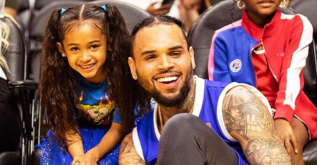 Chris Brown's Ex Nia Guzman Shuts down Claim That He Owes Child Support Money