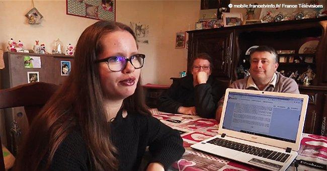Emilie, 15 ans, lance un appel émouvant pour sauver ses parents d'une dette de 400.000 € grâce à une collecte de fonds
