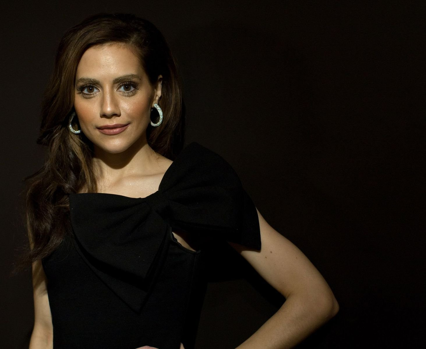 Brittany Murphy at Tt Collection Pop-Up Party on December 3, 2009 in Los Angeles, California.   Photo: Getty Images