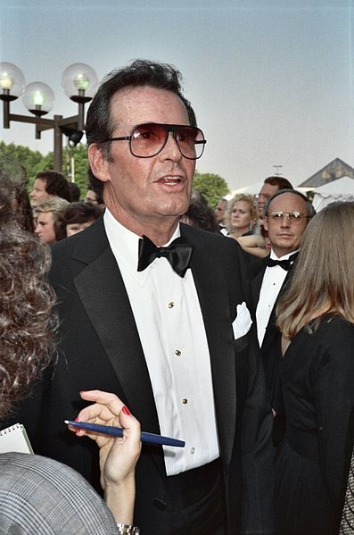 James Garner at the 39th Emmy Awards. | Source: Wikimedia Commons