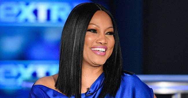 Garcelle Beauvais Proudly Shares Snap of Her Son & Grandson Twinning in Lakers Jerseys