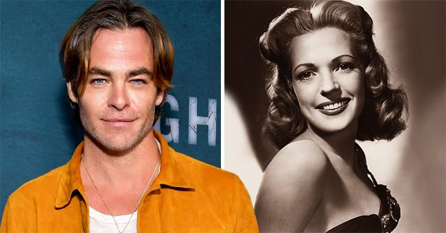 Anne Gwynne's Grandson Inherited His Famous Grandmother's Beauty — Meet Chris Pine