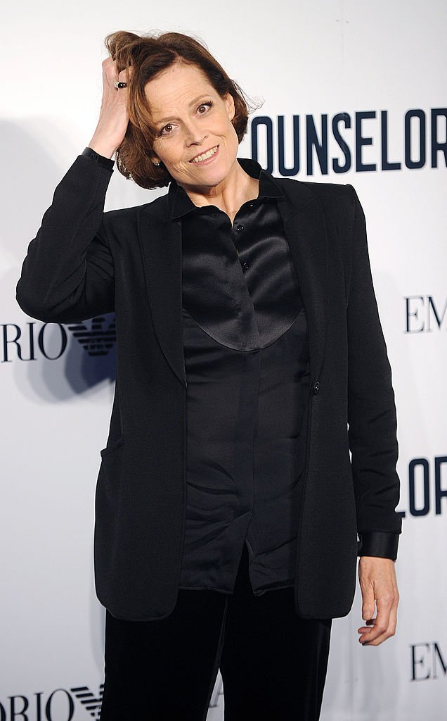 """Sigourney Weaver attends a special screening of """"The Counselor"""" at Odeon West End  