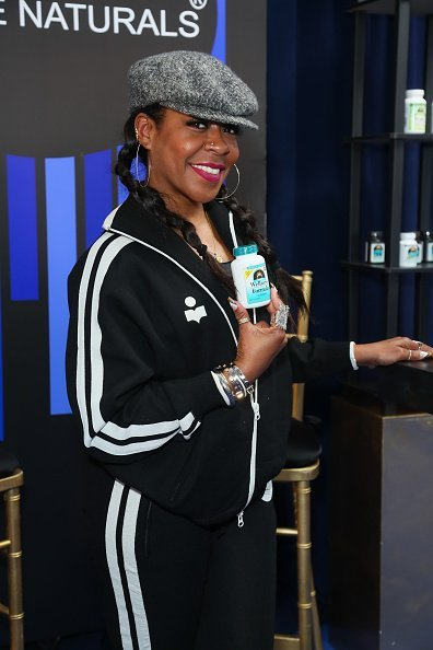 Tichina Arnold at the GRAMMY Gift Lounge | Photo: Getty Images