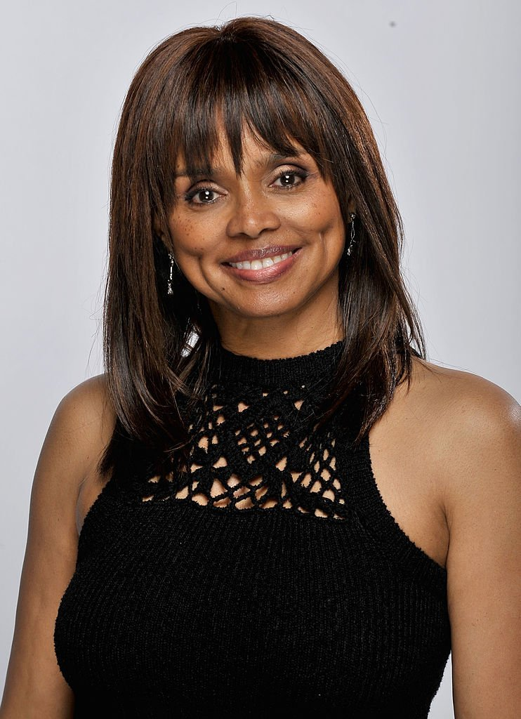 "Actress Debbi Morgan, winner Outstanding Actress in a Daytime Drama Series for ""All My Children."" 