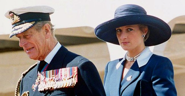 Princess Diana Reportedly Called Prince Philip Dearest Pa — inside Their Rocky Relationship