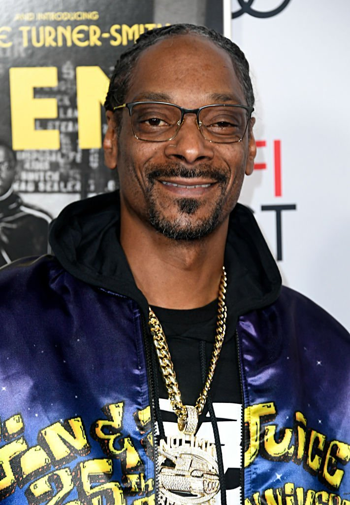 """Snoop Dogg attends the """"Queen & Slim"""" Premiere at AFI FEST 2019 presented by Audi at the TCL Chinese Theatre. 