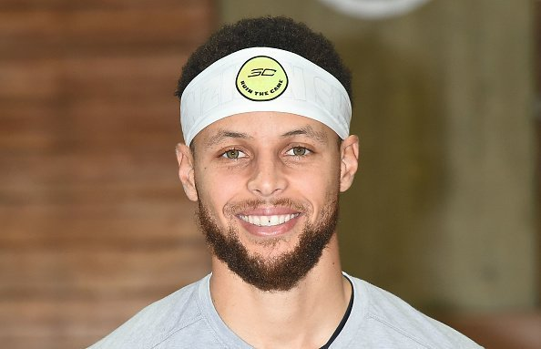 Stephen Curry at the Under Armour Basketball Tour 2019 Tokyo in Tokyo, Japan.| Photo: Getty Images.