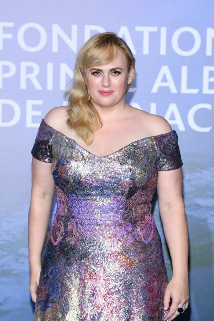 Rebel Wilson at the Monte-Carlo Gala For Planetary Health on September 24, 2020, in Monte-Carlo, Monaco | Photo: Pascal Le Segretain/Getty Images