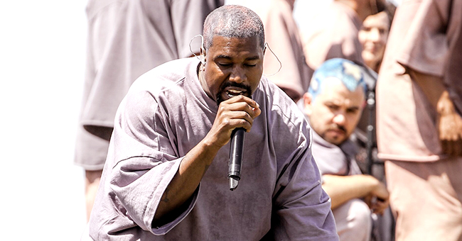 Kanye West Opened His Sunday Service to Public for Free in His Hometown of Chicago