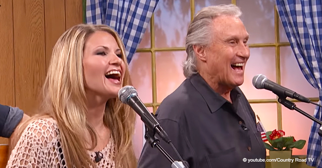 Bill and Mckenna Medley Impressed the Audience with Countrified Version of 'Time of My Life'