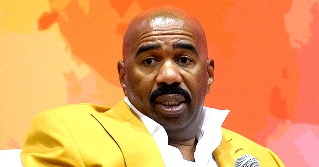 Steve Harvey Allegedly Left His Staff out to Dry after Show Cancellation