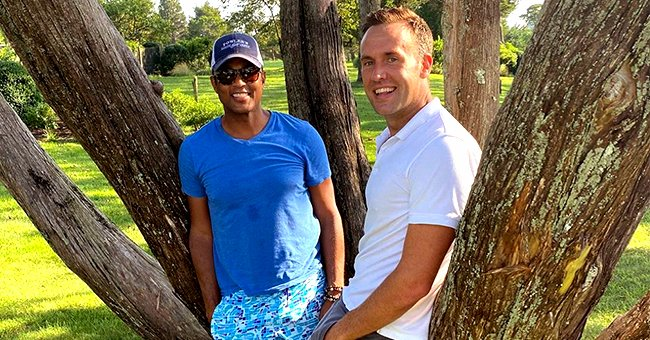 See How CNN's Don Lemon and His Fiancé Tim Malone Are Enjoying Summer