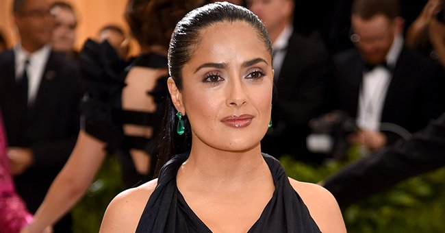 Here's How Mexican-Born Salma Hayek Celebrated Mexico's Independence Day