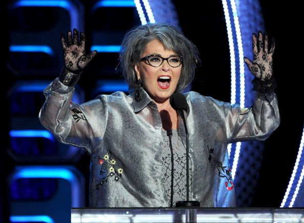 Roseanne Barr on August 4, 2012 in Hollywood, California   Photo: Getty Images