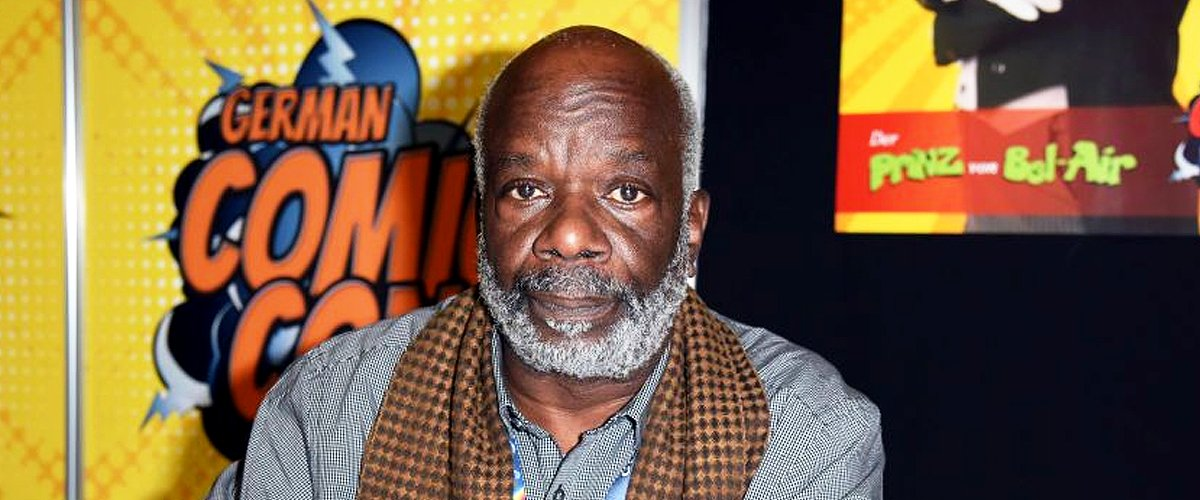 Joseph Marcell's Son Ben Is All Grown-Up and Looks a Lot like the 'Fresh Prince' Alum