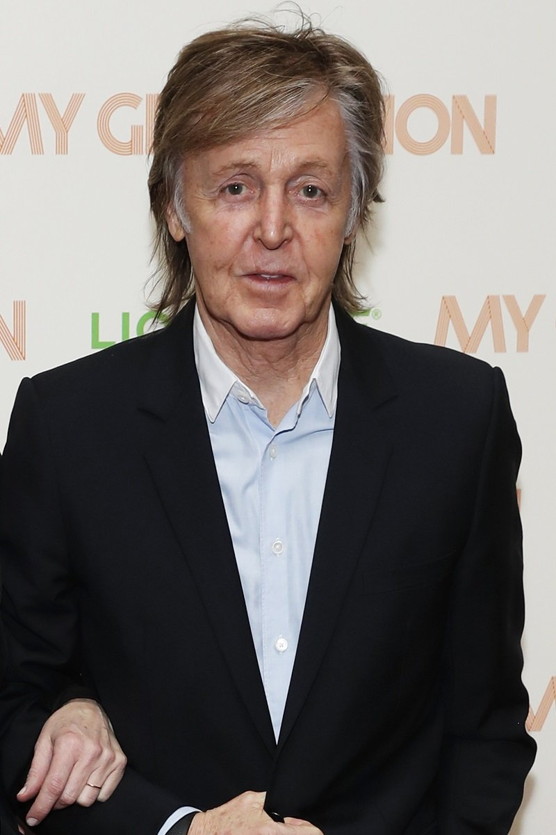Paul McCartney on March 14, 2018 in London, England | Photo: Getty Images