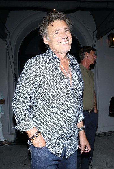Steven Bauer pictured on September 21, 2019 in Los Angeles, California.   Photo: Getty Images