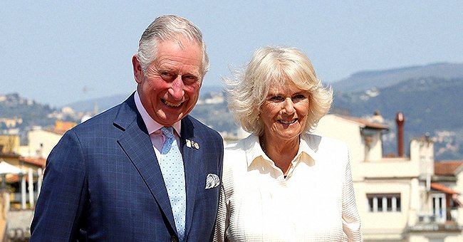 Prince Charles and Camilla Release New Photo with Dogs to Celebrate 15th Marriage Anniversary