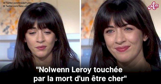 Au bord des larmes, Nolwenn Leroy a parlé de la disparition de son ami proche
