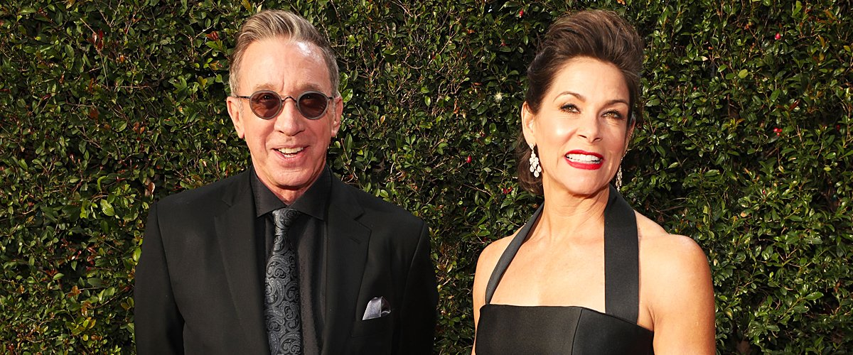 Jane Hajduk Is Tim Allen's Wife of over 14 Years — Facts We Collected about the Actress