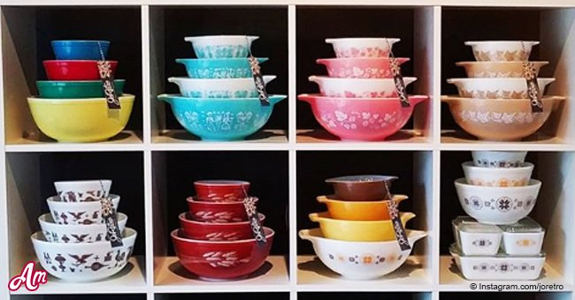 Have a vintage Pyrex? It may be worth a lot of money now