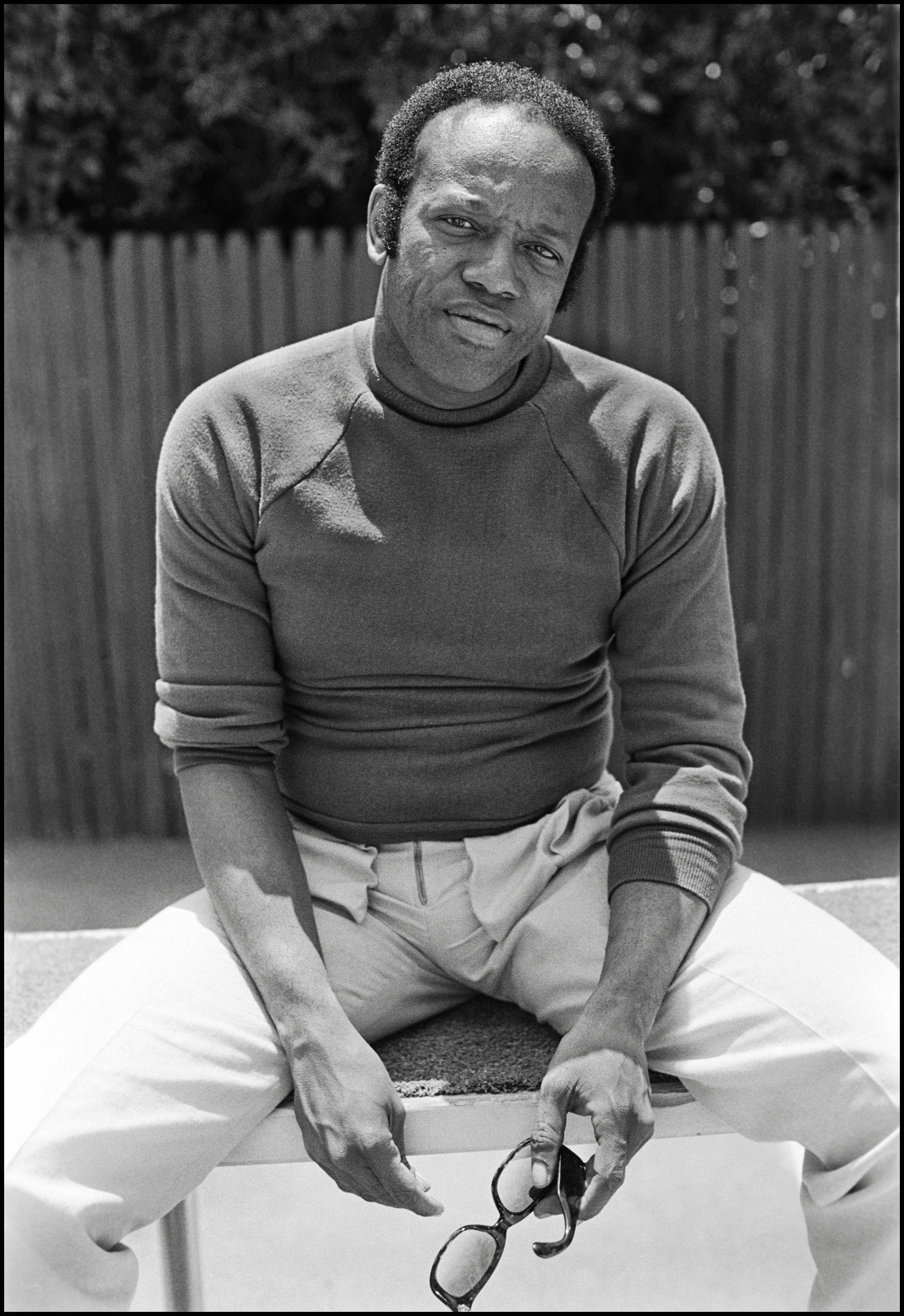 Portrait of Bobby Womack on June 19, 1985 | Photo: Getty Images