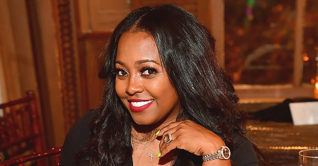 Keshia Knight Pulliam & Her Adorable Daughter Ella Look like Twins as She Poses Makeup-Free