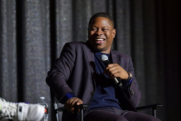 Jason Mitchell at Silver Screen Theater on April 10, 2019 in West Hollywood | Photo: Getty Images