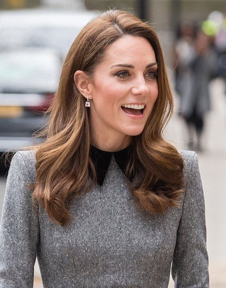 Kate Middleton. Fuente: Getty Images