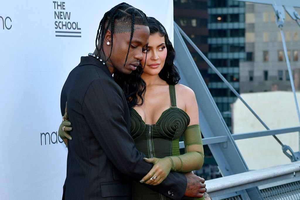 Travis Scott and Kylie Jenner attend the The 72nd Annual Parsons Benefit, June 2021 | Source: Getty Images