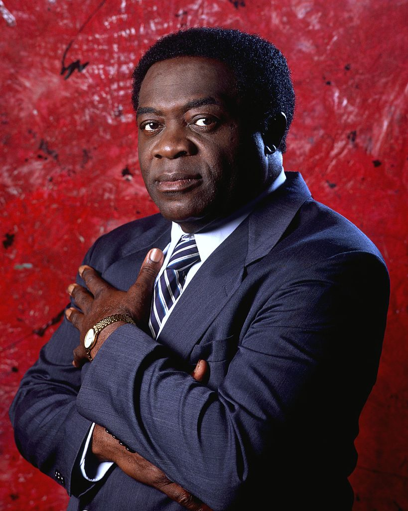 Portrait de Yaphet Kotto. | Photo : Getty Images