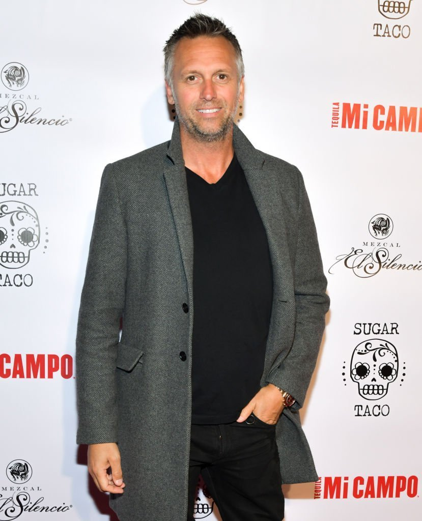 Steve Shaw attends the launch of the vegan Mexican restaurant Sugar Taco at Sugar Taco | Getty Images / Global Images Ukraine