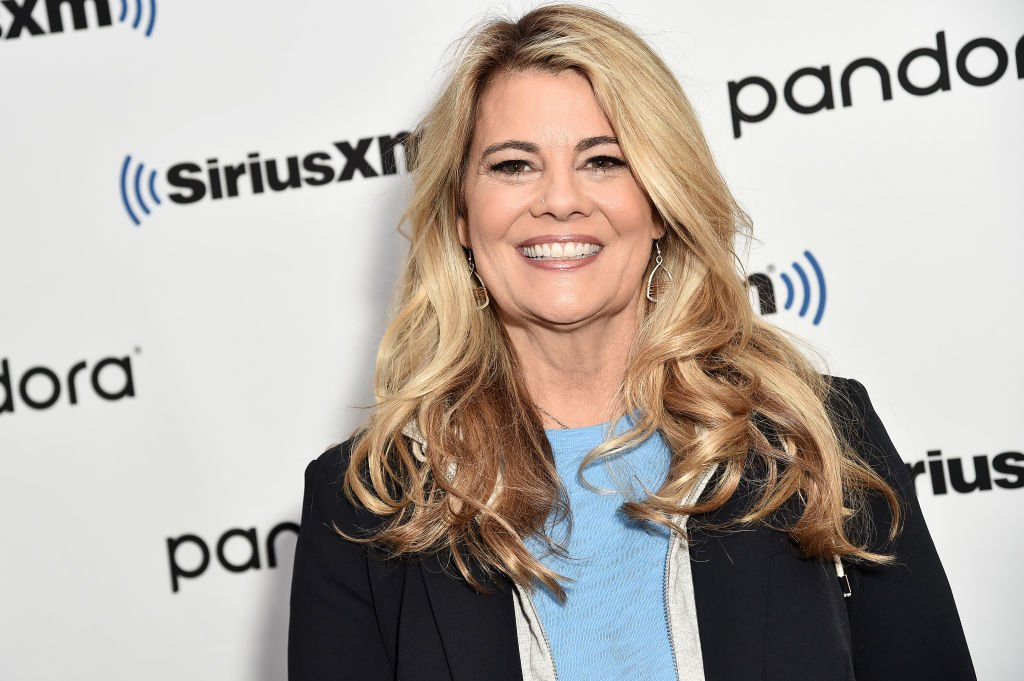 Lisa Whelchel visits SiriusXM Studios on January 07, 2020 in New York City. | Photo: Getty Images