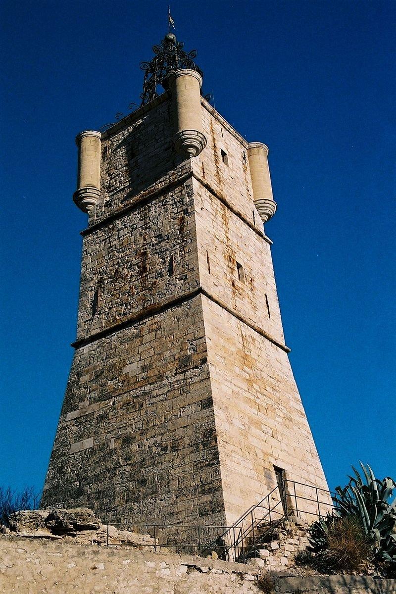 La Tour de l'Horloge de Draguignan. l Source: Wikimedia Commons