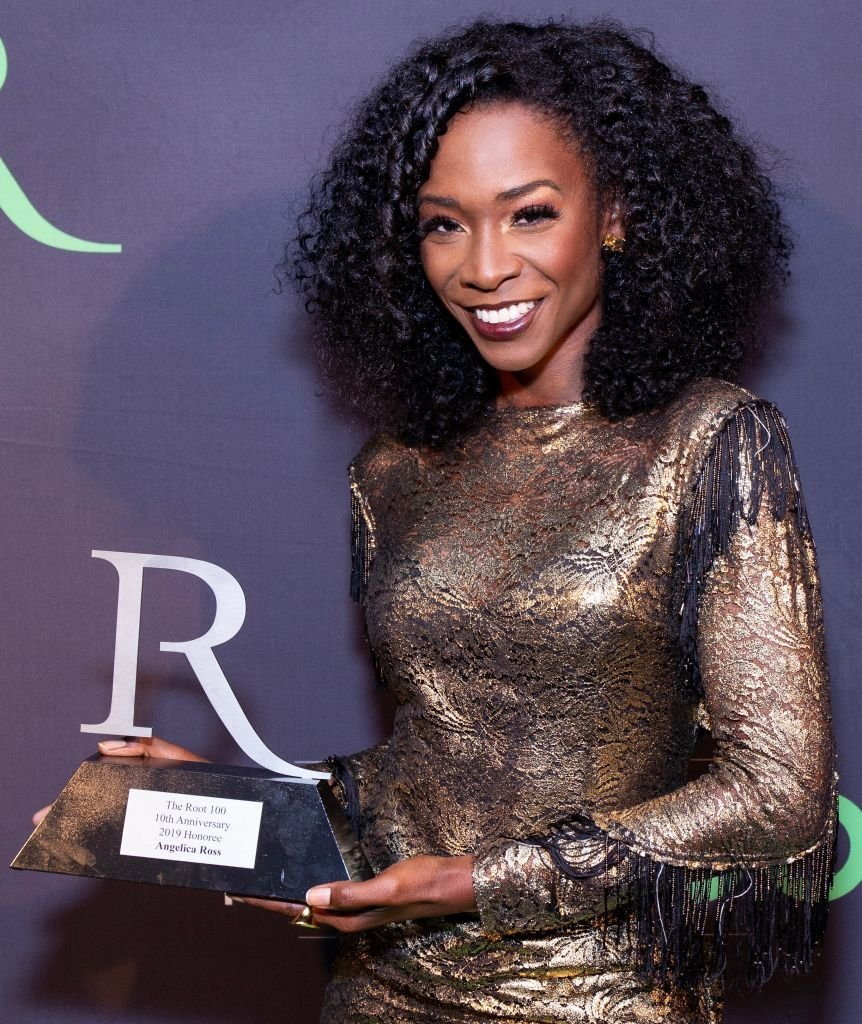 Angelica Ross on November 21, 2019 in New York City | Photo: Getty Images/Global Images Ukraine