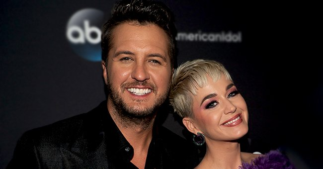 Luke Bryan Gushes over 'American Idol' Co-judge Katy Perry's Daughter Daisy Dove
