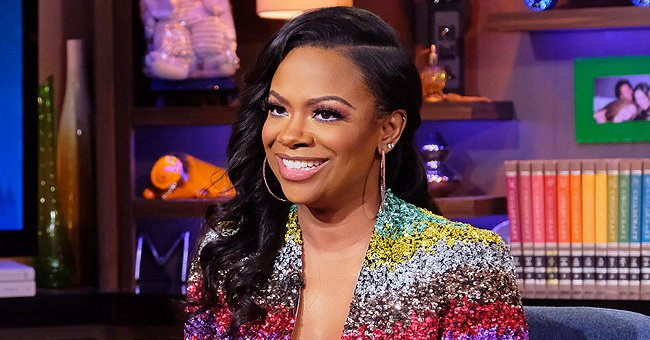 Kandi Burruss' Husband Todd Tucker Poses with Their Kids in Sweet Photos