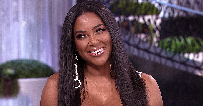 'I've Waited My Whole Life for This Moment': Kenya Moore Is Happy Mom on New Pic with Baby Daughter