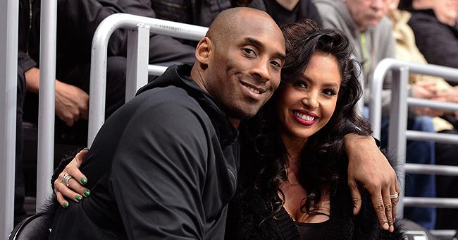 Kobe Bryant's Wife Shares Photo with Their Newborn Daughter Capri
