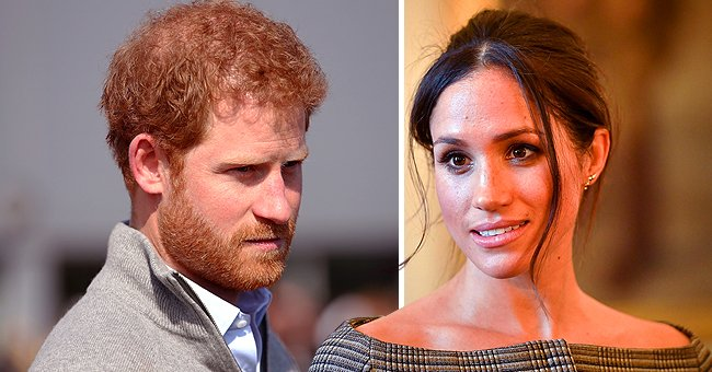 Prince Harry Reportedly Pulled Away from Many of His Close Pals during Wife Meghan's Pregnancy