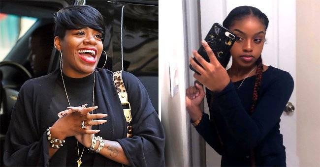 Fantasia Barrino's Daughter Zion Looks like Mom's Mini-Me in a New Post