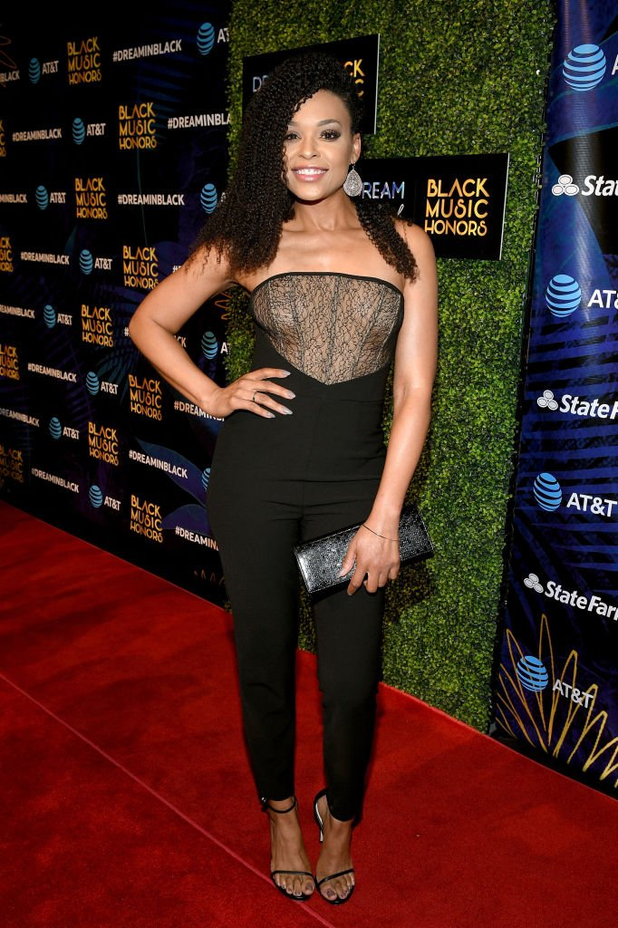 Demetria McKinney at the 2018 Black Music Honors at Tennessee Performing Arts Center on August 16, 2018. | Photo: Getty Images