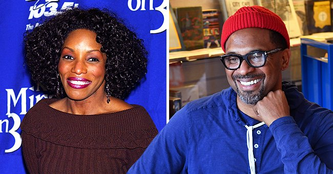 Stephanie Mills Dances and Enjoys Mike Epps' Company at Home in a Throwback Video